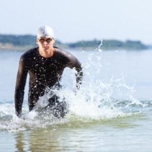 Triathlon / Pływanie